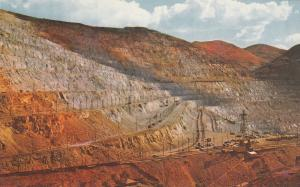 BINGHAM CANYON, Utah, 1950-60s; Bingham Copper Mine