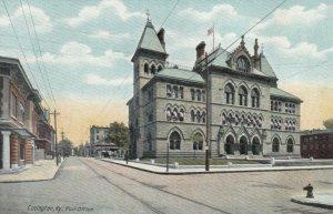 COVINGTON, Kentucky, 1900-10s; Post Office