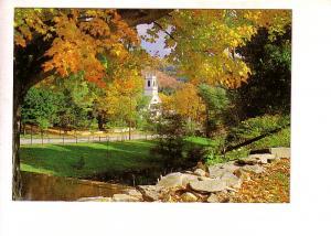 Church on the Hill, Weston, Vermont, Photo Alois Mayer