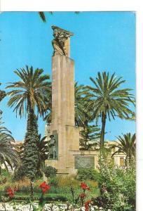 Postal 025536 : Melilla. Plaza de Espa?. Monumento al Soldado Desconocido