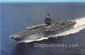 USS Enterprise CVN-65 Newport News, VA Postcard Post Card Newport News, VA US...