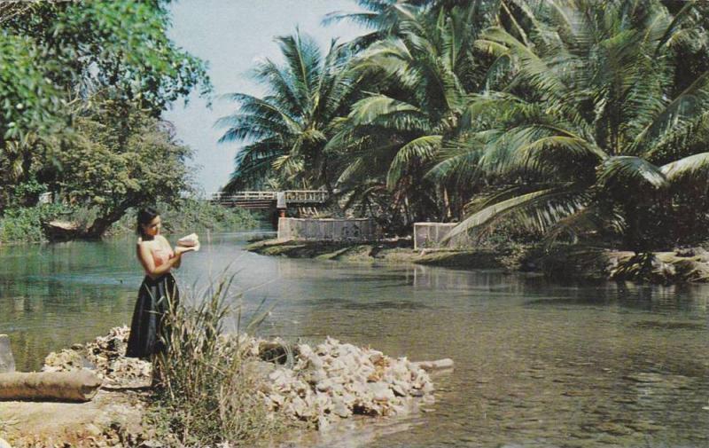 White River,Ocho Rios,Jamaica,PU-40-60s