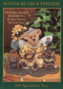 Boys Bears & Friends , Victoria Regina Buzzbruin , 1999