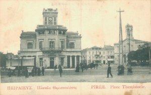 Greece Piraeus Pirée Place Themistocle 05.35