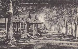 Maine Eagle Lake Eagle Lake Camp Artvue
