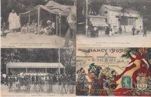 EXPOSITION NANCY (DEP.54) FRANCE WITH BETTER 99 CPA (1909)