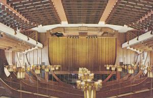 GLORIETA, New Mexico, 1940-1960's; Holcomb Auditorium, Glorieta Baptist Assem...