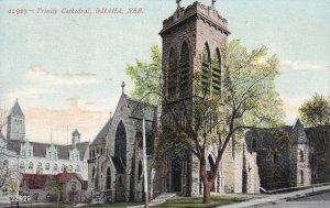 OMAHA, Nebraska, 1900-1910s; Trinity Cathedral