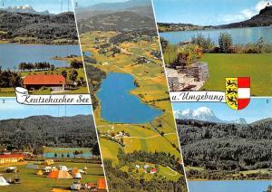 Keutschacher See u. Umgebung, Camping am See Blumenstrand Mittagskogel