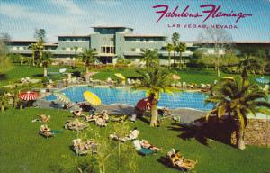 Nevada Las Vegas Flamingo Hotel and Swimming Pool