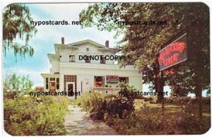 Hilltop Restaurant, Penn Yan NY