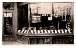 New York  East  Watertown , P.J.Sullivan Hair Dressing ,  RPC