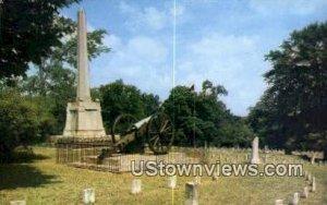 Confederate Cemetery - Marietta, Georgia GA