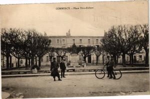 CPA Commercy Place Dom Calmet (125913)