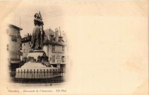 CPA  Chambéry  - Monument de l'Annexion  (653297)