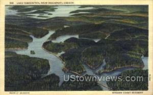 Lake Tahkenitch Reedsport OR Unused