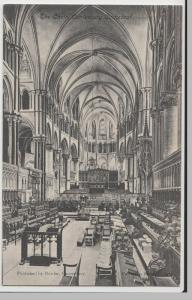 Kent; The Choir, Canterbury Cathedral PPC By Bowler, Unused, c 1910's