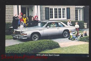 1979 BUICK LESABRE SPORT COUPE CAR DEALER ADVERTISING
