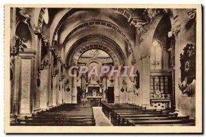 Old Postcard La Chapelle Des Carmelites De Lisieux