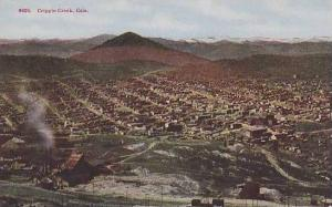 Colorado Colorado Springs Cripple Creek
