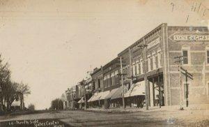 RP: YATES CENTER , Kansas , 00-10s ; North Side