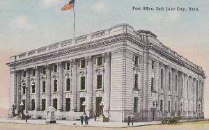 Utah Salt Lake City Post Office