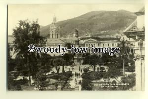 ft1309 - Independence Park , Quito , Ecuador , South America - postcard
