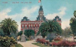 USA City Hall San Jose California 04.81