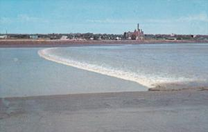 The Tidal Bore,  Moncton,  N.B.,  Canada,  40-60s