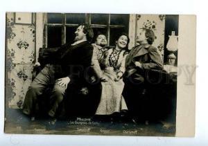 130003 KNIPPER Russian DRAMA Theatre etc Vintage PHOTO PC