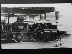 L&NER Steam Locomotive MAZEPPA No.234 RP Photocard