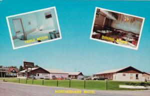 ST. PAUL , Minnesota , PU-1964 ; Northernaire Motel & Restaurant
