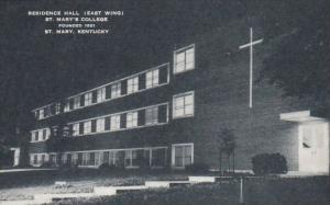 Residence Hall Saint Marys College Saint Mary Kentucky