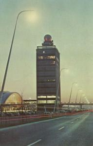 New York, John F. Kennedy International Airport Arrival Building (1960s)