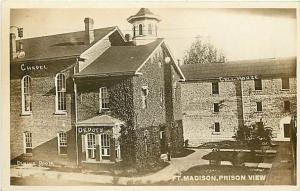 IA, Fort Madison, Iowa, RPPC, Prison