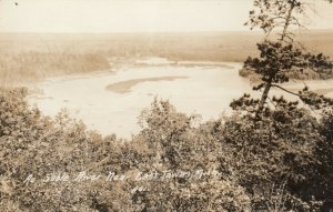 RP: EAST TAWAS , Michigan , 1931 ; Au Sable River