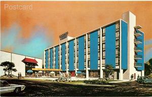 IA, Davenport, Iowa, Clayton House Motel Restaurant & Cocktail House, Curteichc