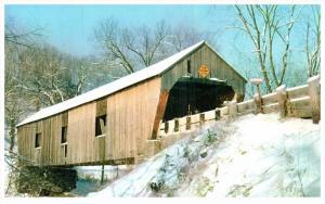 3441 VT Union Village    Covered  Bridge