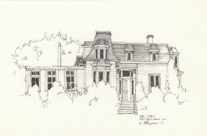 HALIFAX , Nova Scotia , 1970s ; The Oaks, AS; R. HUPMAN