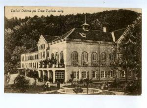 236418 SLOVENIA Dobrna Spa in Celje 1924 year RPPC