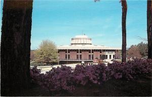 Carrollton Georgia~West Georgia College~Student Center~1970s Postcard