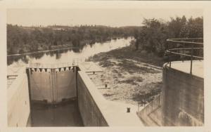 RP: PETERBORO , Ontario , Canada , 1910s ; Locks