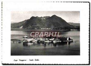 Postcard Modern Lago Maggiore Isola Bella