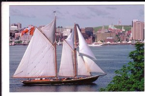 Bluenose, 2000 Parade of Sail, Halifax, Nova Scotia