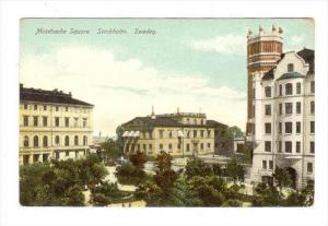 Mosebacke Square , Stockholm , Sweden , 1890s-1905