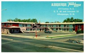 New Mexico Albuquerque  Travel Lodge