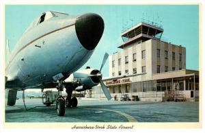 New York  Harrisburg - York State  Airport s Now Capital City Airport