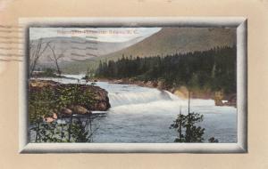 Bonnington Falls, Near Nelson, British Columbia, Canada, PU-1912