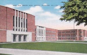 Illinois Rockford West Side Senior High School