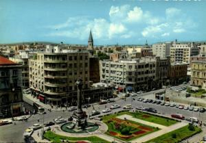 syria, DAMASCUS DAMAS, Martyr's Place, Monument Cars (1970s)